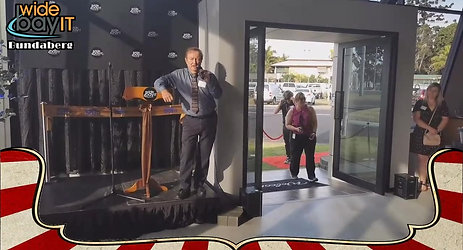 Grand Opening of Widebay IT new building