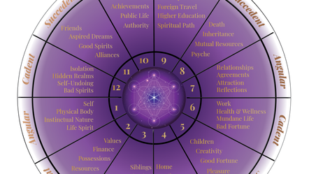 Astrological Houses