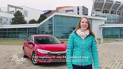 Honda Civic Commercial
