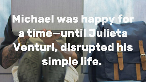 A robot a wife and an artist—was this too much for Michael to handle