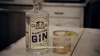 Cape Fear Distillery - Maritime Gin - Wilmington, NC