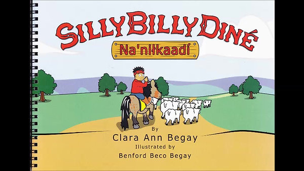 Silly Billy Dine' Navajo Language Products