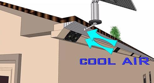 Solar Airflow Diagram 3
