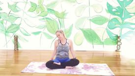 Gentle Yoga for Neck & Shoulders with Caitlin