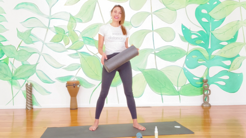 Back Tension Cure: End of the Week Unwind with Natasha