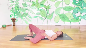 Low Back & Glutes Tension Release with Alexa