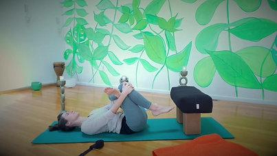 Glow Yin Stretch & Release Kidney Meridian