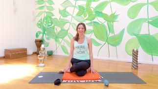 Glow Yin - Stretch & Release Shoulders Hamstrings
