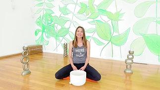 'Breath Awareness vs Breath Control' with Natasha