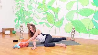 Glow Yin: Stretch & Release Hip Flexors