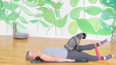 20 Minute Resistance Core with Christina & Franklin