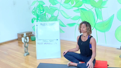 Anxiety and Somatic Psychotherapy with Aiyisha