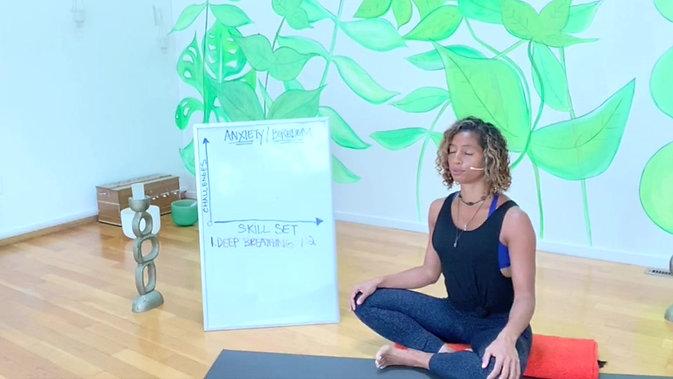 Glow Mindfulness Classes (pay per class)