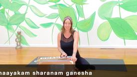 Glow Flow 'Honoring Ganesha' with Erika