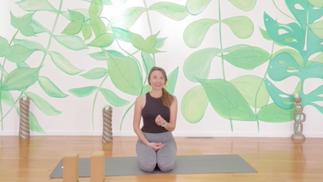 Glow Mindfulness Practice 'Thought Awareness'