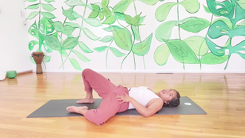 5 Minutes Low-Back Care with Alexa Rae