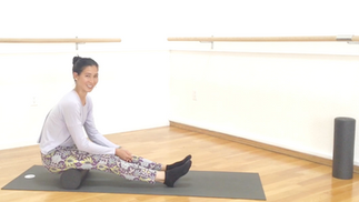 Full Body Rollout using Foam Roller with Lisa