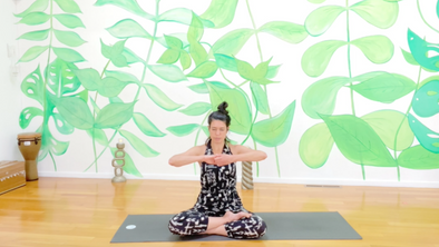 Glow Flow Ganesha Mudra with Marianne
