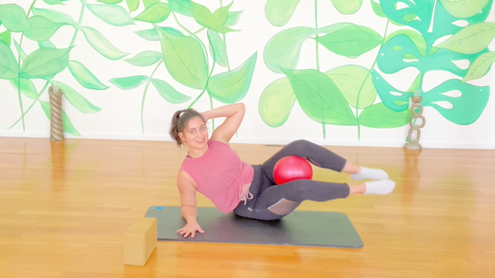 20 Minute Core & Inner Thighs with Zoe