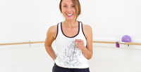 Glow Barre XXVIII 'Invincible Hips' with Natasha