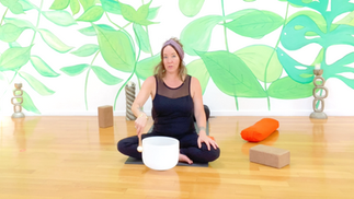 Glow Yin Dropping into Consciousness with Erika