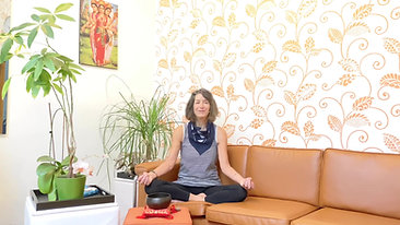 'Mental-Emotional Health' Chakras Centering with Roxanne
