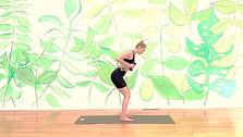 'Mindful HIIT' Cardio Core Workout with Katrina