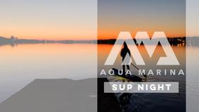 Sesión nocturna de Sup