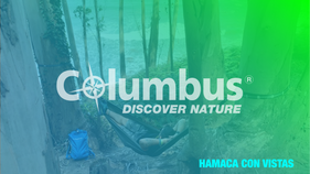 Bosque con vistas Hamaca Columbus