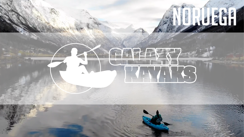 Galaxy Kayak Noruega
