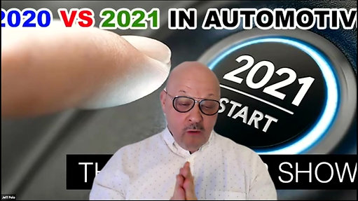 2020 vs 2021 in Automotive