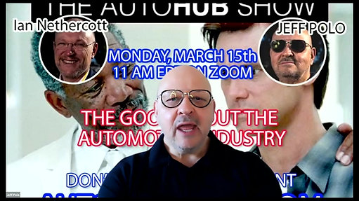 The Good About The Car business Show