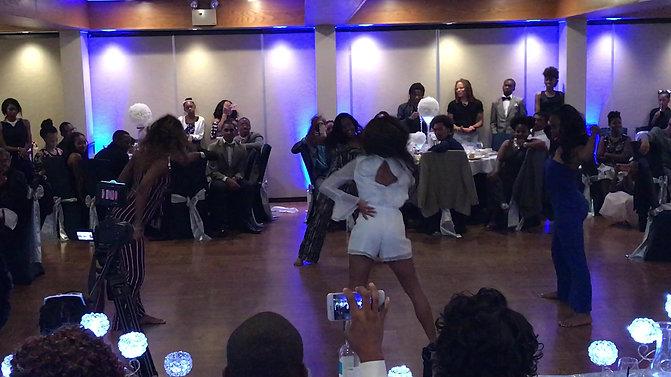 Mica's Surprise Wedding Performance