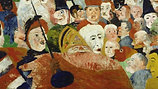 JAMES ENSOR · DEMONS TEASING ME