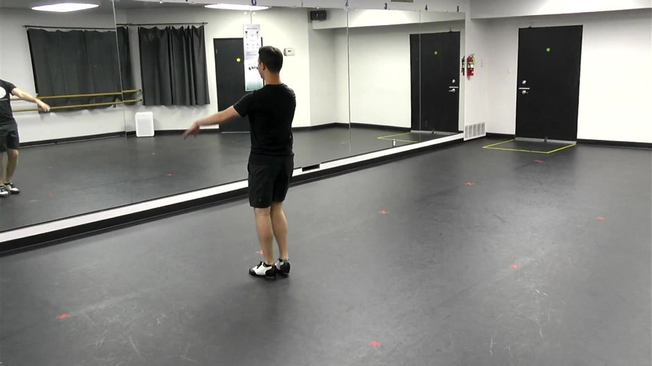 Tap Audition Video (AGES 6 - 8 years)