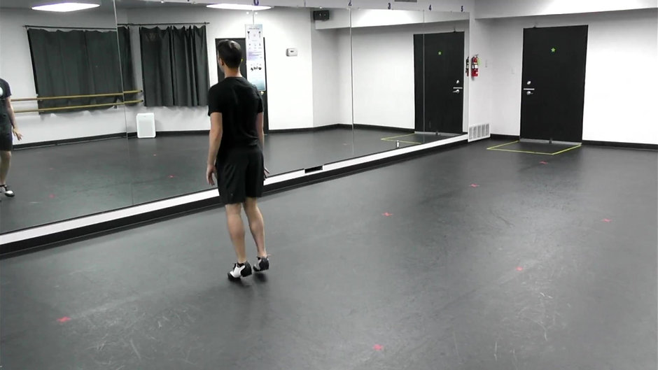 Tap Audition Video (AGES 12+ years)