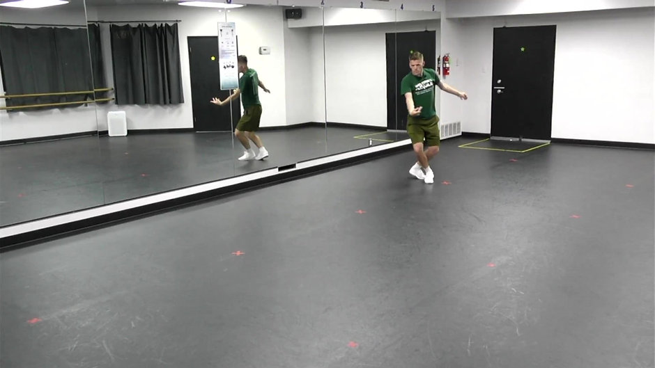 Theater Dance Audition Video (AGES 9 - 11 years)