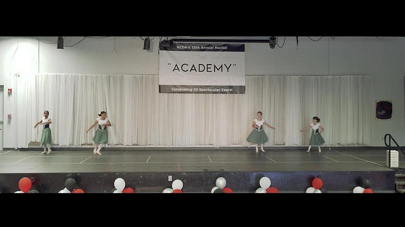 """Peasant Waltz"" | Ann's Thursday @ 5pm Ballet"