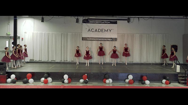 """""""Music Box Dancer""""   Ann's Tuesday @ 7pm Ballet"""