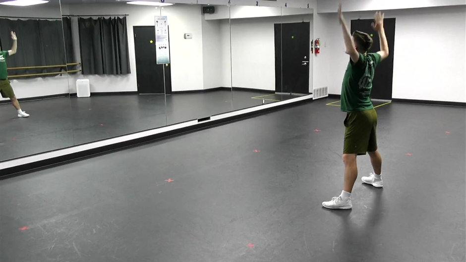 Theater Dance Audition Video (AGES 6 - 8 years)