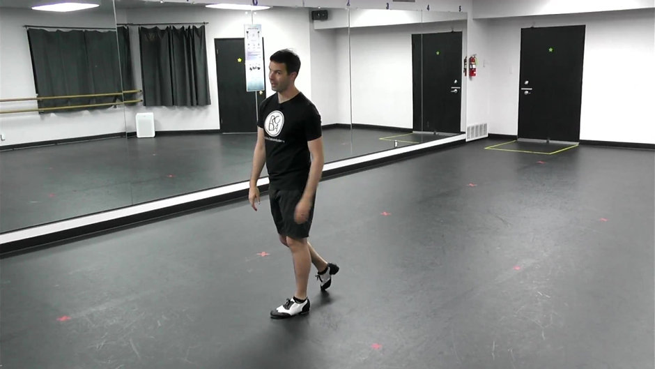 Tap Audition Video (AGES 9 - 11 years)