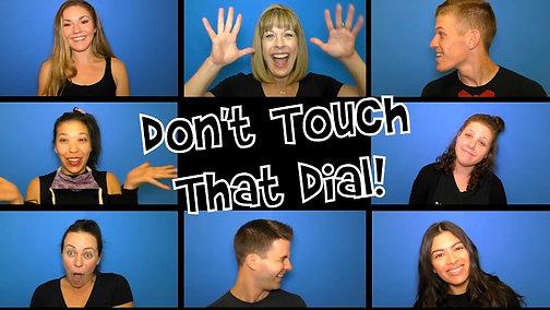 """""""Don't Touch That Dial""""   RCDA's 26th Annual Recital 2021"""