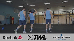 Allstars Teams Workout 6