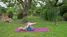 Outdoor-Pilates leicht