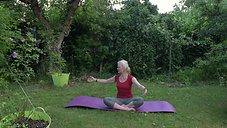 Outdoor-Pilates mittelschwer