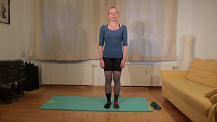 Pilates Short Session -Schulter-Nacken