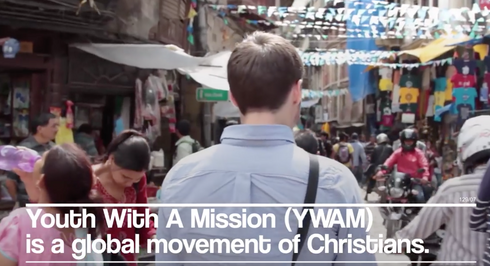 WHAT IS YWAM? (Youth With A Mission)
