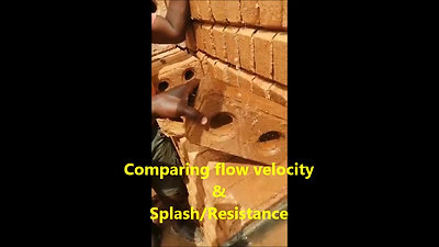 Water Resistant Bricks