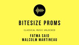 Prom 86 - September 12: Nana (Lullaby) - Fatma Said
