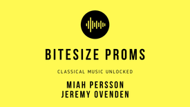 Prom 82 - September 11: Pur Ti Miro, Pure Ti Godo - Miah Persson and Jeremy Ovenden